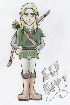 Elfboy!