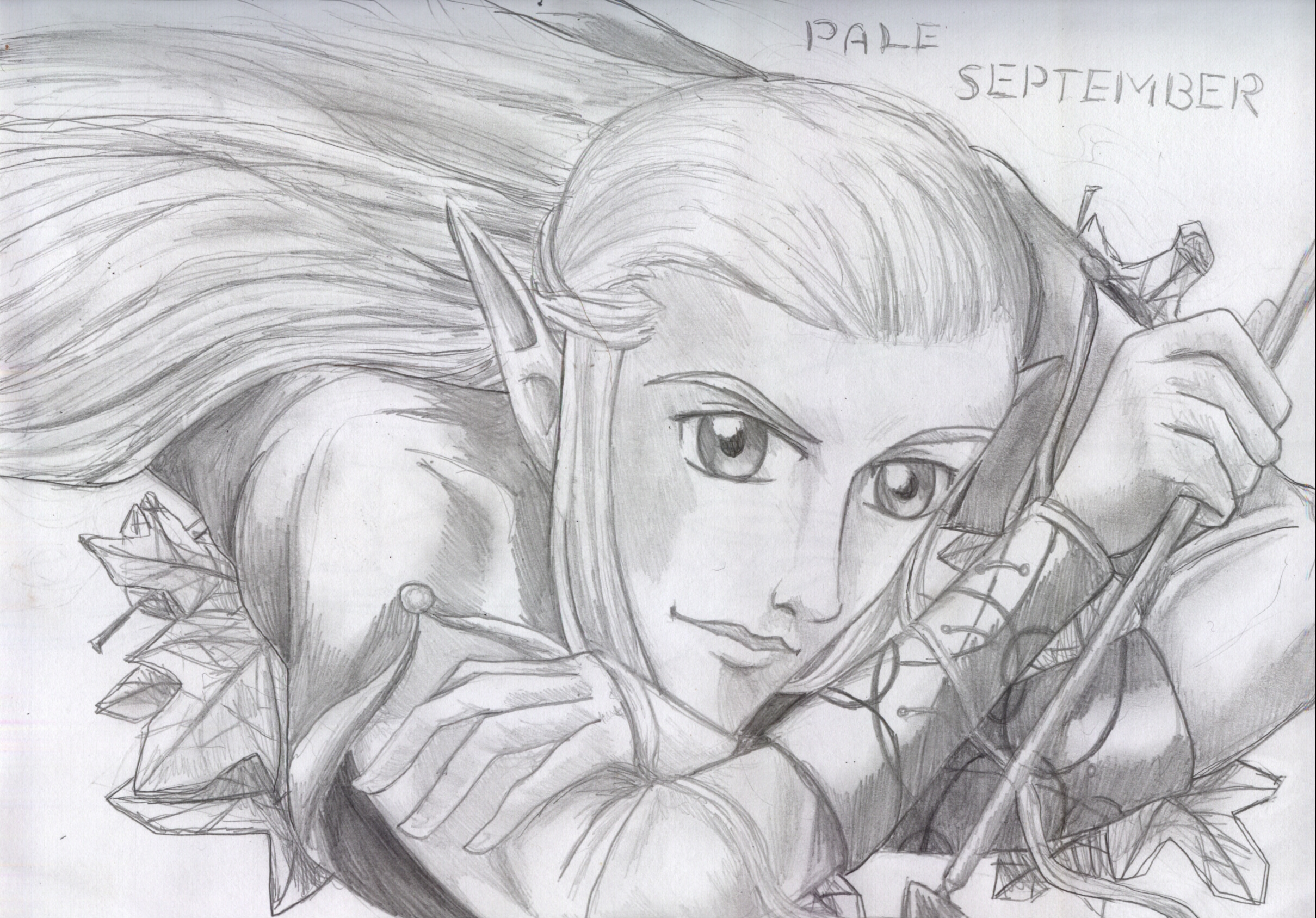 Legolas!  He's so cute and young ^_^  Elfboy!