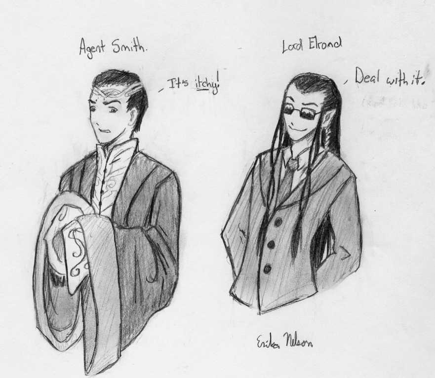 Smith vs Elrond